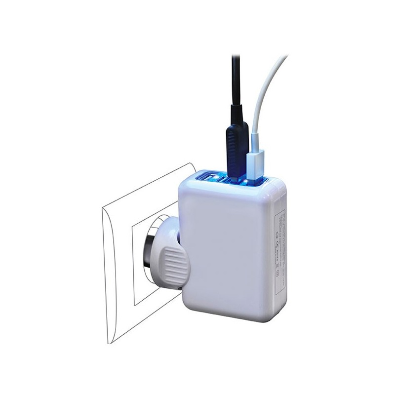 CHARGEUR MULTIPLE USB