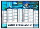 Jeanne - Bancaire rigide - Le Calendrier Pub
