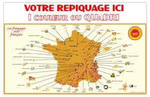 Dos Fromages Bancaire Maxi - Le Calendrier Pub