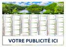 Calendrier bancaire Régional Aquitaine Medium - Le Calendrier Pub