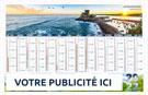 Calendrier bancaire Choix Site Basque Maxi souple - Le Calendrier Pub