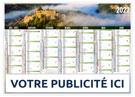 Calendrier bancaire Régional Bourgogne - Le Calendrier Pub
