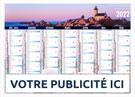 Calendrier bancaire Régional Bretagne - Le Calendrier Pub