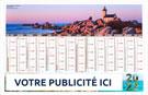 Calendrier bancaire Choix Breton - Le Calendrier Pub