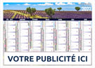 Calendrier bancaire Régional Côte d'Azur - Le Calendrier Pub