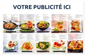 Dos Cuisine Bancaire Maxi - Le Calendrier Pub