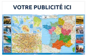 Dos France Régionale Bancaire Maxi - Le Calendrier Pub