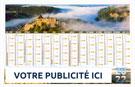 Calendrier bancaire Choix SITE FRANC-COMTOIS Souple - Le Calendrier Pub
