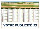 Calendrier bancaire Régional Grand Est Medium Midi - Le Calendrier Pub