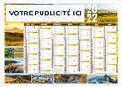 Calendrier bancaire Julien Medium Midi - Le Calendrier Pub