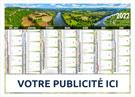 Calendrier bancaire Régional Occitanie Medium Midi - Le Calendrier Pub