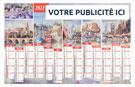 Calendrier bancaire PATRIMOINE - Le Calendrier Pub