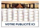 Calendrier bancaire Régional Pays de la Loire Mini - Le Calendrier Pub