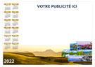 Planning Tour de France Rigide - Le Calendrier Pub