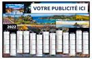 Calendrier bancaire Tour de France - Le Calendrier Pub