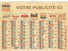 Bancaire Vintage Standard Rigide - Le Calendrier Pub