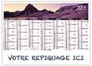 Pyrénées - Bancaire rigide