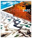 Calendrier illustré COUP D'OEIL reliure Spirale - Le Calendrier Pub