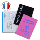 Couverture de passeport - Le Calendrier Pub