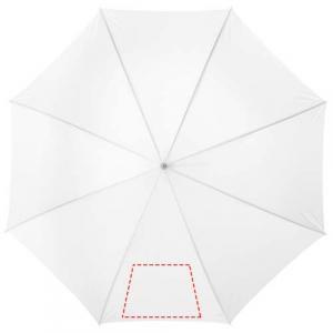 Zone d'impression Parapluie Automatique 102 cm - Le Calendrier Pub
