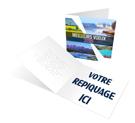 Patrimoine de France - Carte de voeux 2020 - LE CALENDRIER PUB