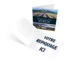 Paysages de France - Carte de voeux 2020 - LE CALENDRIER PUB
