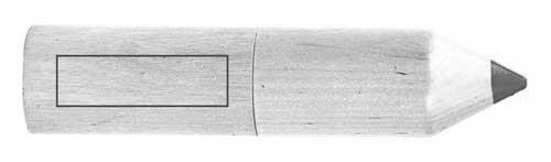 Zone d'impression Set Bois 6 crayons ColorWoody - Le Calendrier Pub