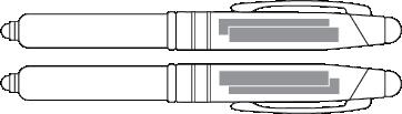 Zones de marquage Stylo Touch Lamp - Ambu-Promo