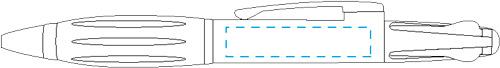 Zone d'impression Stylo Bille 4 couleurs Pax - Le Calendrier Pub